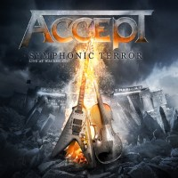 Accept Symphonic Terror - Live At Wacken 2017 Album Cover