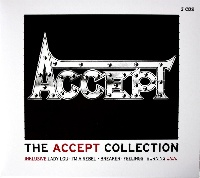 Accept The Accept Collection Album Cover