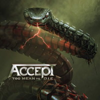 [Accept Too Mean to Die Album Cover]