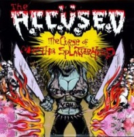 The Accused The Curse of Martha Splatterhead Album Cover