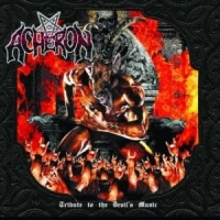 Acheron Tribute to the Devil's Music Album Cover