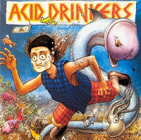 Acid Drinkers Fishdick Album Cover