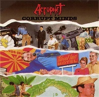 [Acrophet Corrupt Minds Album Cover]