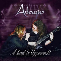 [Adagio A Band in Upperworld Album Cover]