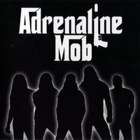 Adrenaline Mob Adrenaline Mob  Album Cover