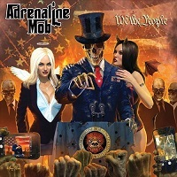 [Adrenaline Mob We The People Album Cover]