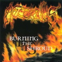 [Aeternus Burning the Shroud Album Cover]