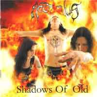 [Aeternus Shadows Of Old Album Cover]