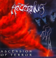 [Aeternus Ascension of Terror Album Cover]