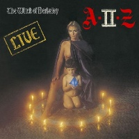 [A II Z The Witch of Berkeley Album Cover]