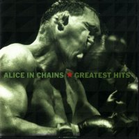 [Alice In Chains Greatest Hits Album Cover]