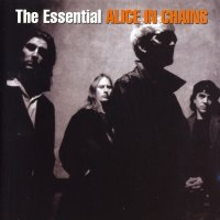 [Alice In Chains The Essential Alice In Chains Album Cover]