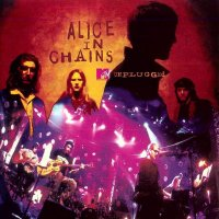 [Alice In Chains Unplugged Album Cover]