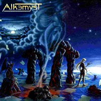 [Alkemyst Meeting In The Mist Album Cover]
