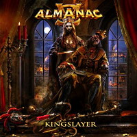 [Almanac Kingslayer Album Cover]