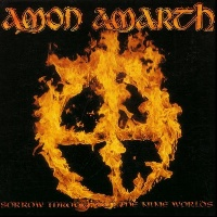 [Amon Amarth Sorrow Throughout the Nine Worlds Album Cover]