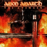[Amon Amarth The Avenger Album Cover]