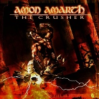 [Amon Amarth The Crusher Album Cover]