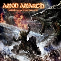 [Amon Amarth Twilight of the Thunder God Album Cover]