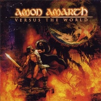 [Amon Amarth Versus The World Album Cover]