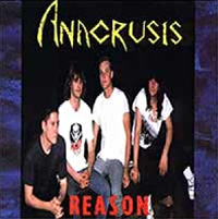 [Anacrusis Reason Album Cover]