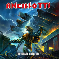 Ancillotti The Chain Goes On Album Cover