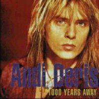 [Andi Deris 1000 Years Away Album Cover]