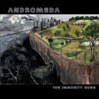 [Andromeda The Immunity Zone Album Cover]
