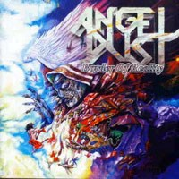 [Angel Dust Border of Reality Album Cover]