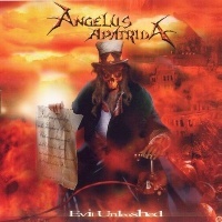 [Angelus Apatrida Evil Unleashed Album Cover]