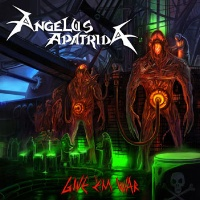 [Angelus Apatrida Give 'Em War Album Cover]