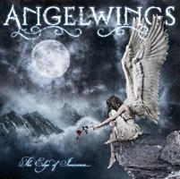 [Angelwings The Edge Of Innocence Album Cover]