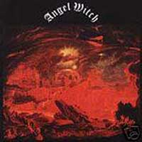 [Angel Witch Angel Witch Album Cover]