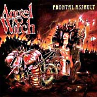 [Angel Witch Frontal Assault Album Cover]