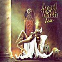 [Angel Witch Live Album Cover]