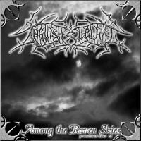 [Anguish Sublime Among the Raven Skies Album Cover]