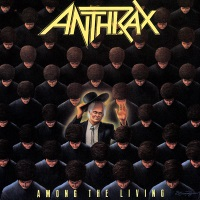 [Anthrax Among the Living Album Cover]