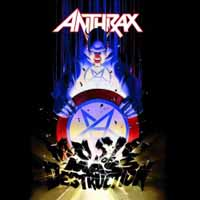[Anthrax Music Of Mass Destruction (Live From Chicago) Album Cover]