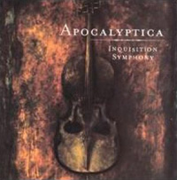 Apocalyptica Inquisition Symphony Album Cover