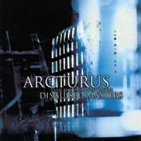 [Arcturus Disguised Masters Album Cover]