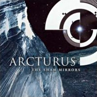 [Arcturus The Sham Mirrors Album Cover]