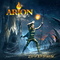 [Arion Life is Not Beautiful Album Cover]