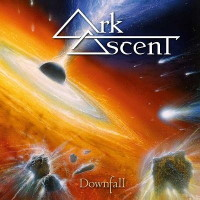 [Ark Ascent Downfall Album Cover]