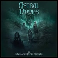 [Astral Doors Black Eyed Children Album Cover]
