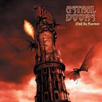 [Astral Doors Evil Is Forever Album Cover]