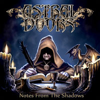 [Astral Doors Notes From The Shadows Album Cover]