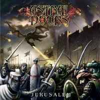 [Astral Doors Jerusalem Album Cover]