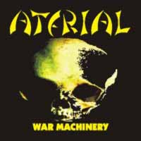 Aterial War Machinery Album Cover