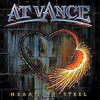 [At Vance Heart Of Steel Album Cover]
