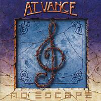 [At Vance No Escape Album Cover]